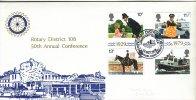Cov345 GB 1979 Rotary 50th Ann Convn, District 108, Lowestoft - Unclassified