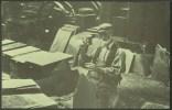 """Slate Splitter"",  A 1974 Reprint Of A C1900 Welsh Workman. - Mines"