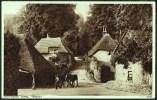 """Cockington Forge, Torquay"" (Devon), Posted 1933.  (blacksmith) - Craft"