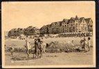 25175    Belgio,  Knocke-Zoute,  Digue,  VG  1939 - Knokke