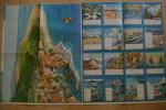 C0575 - Inserto Scuola It.Moderna 1956 - MANIFESTO Illustrato GB.Bertelli - AMBIENTE MARINO - Posters