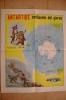 C0576 - Inserto Scuola It.Moderna 1956 - MANIFESTO Illustrato GB.Bertelli - ANTARTIDE - SPEDIZIONE AL POLO AMUDSEN - Posters