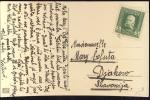 Bosnia   Bosna       CANCELLATION  - FRANCO  ( BRCKO )  WWI.       Postcard - Bosnia Erzegovina