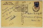 """"""" 17 ROYAN Ppal / CHARENTE-MARITIME / 10-8-1968 """" + """" LES PTT VOUS OFFRENT / SITUATONS D'AVENIR ... """" - N° 1234B - Oblitérations Mécaniques (flammes)"""