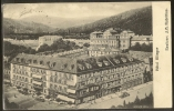- CPA TCHEQUIE - Marienbad, Hôtel Klinger - Czech Republic