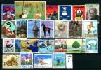 GIAPPONE - NIPPON - Blocco Di 25 Francobolli - Block  Of 25 Stamps -lotto 5° -usati - Used- - Japon
