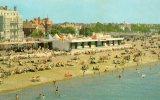 25217   Regno  Unito,    Southsea,  East  Beach,  VG  1971 - Inghilterra