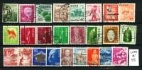 GIAPPONE - NIPPON - Blocco Di 25 Francobolli - Block  Of 25 Stamps -lotto 15° -usati - Used- - Japon