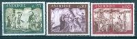 Andorra 1968 Passione MNH - Lot. 580 - Andorra Francese