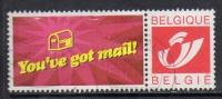 Belgie, Persoonlijke Postzegel, Gestempeld, Zie Scan - België