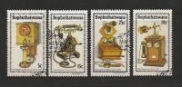 BOP 1981 CTO Stamp(s) Telephones 76-79 #3288 - Telecom