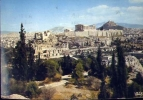 Athen - Aeropolis - Gesamtansicht - Viaggiata - Formato Grande - Grecia