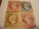 HANOVER, SCOTT# 19,20, 23, & 27, USED - Hanover