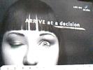 AMTRAK  Life  On Acela  ARRIVE A  DECISION  TRENO TRAIN E RAGAZZA  PUBBLICITA  N1999  DQ7234 - Moda