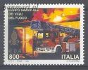 Italy 1999 Mi No. 2632 MNH - Fire Symbols Cars - Pompieri
