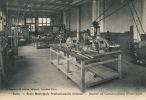 ( CPA 75 )  PARIS 14 ème  /  Ecole Municipale Professionnelle Diderot - Atelier De Constructions Electriques - - District 14
