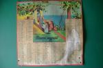 C0604 - CALENDARIO 1942 Con TARIFFE POSTALI - Disegno MUSSO  La Grafica Di G.Fornaresio - Torino - Calendari