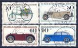 ##D2079. Germany FR 1982. Michel 1123-26. Cancelled(o) - Gebraucht