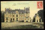 Vaas: Chateau De La Maison Rouge - France