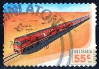 Australia 2010 Railway Journeys - Trains 55c The Ghan Self-adhesive Used - Gebraucht