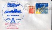 ★ US - STS 2 - UTC FREEDOM (5368) - FDC & Commemoratives