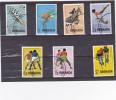 GRENADE :jeux Panaméricains à Mexico: Y&T : O : 618 à 624 - Grenade (1974-...)