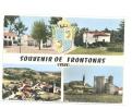 38 // SOUVENIR DE FRONTONAS   Multivues CPSM - France