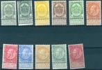 N° 53-64 X - 1893/1900 - 1893-1907 Stemmi