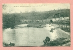 CPA -  23 - CHENIERS - LA PETITE CREUSE ET LE MOULIN DU PONT - 1911 - France
