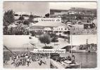 11 - Narbonne Plage - Avenue De La Plage - Camping Et Colonie De Vacances - Avenue Principale - Editeur: CAP N° 1512 - Narbonne