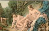 Cartes Postales Artistiques De Luxe/Diane Au Bain/Vers 1900-1930  A57 - Cartes Postales