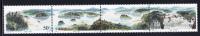 China People´s Republic Of Scott #2886a MNH Strip Of 4 Jingpo Lake - 1949 - ... People's Republic
