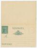 San Marino: Cartolina Postale Con Risposta 1921 Michel P12 Not Used, Cat. Value € 100 - Postwaardestukken