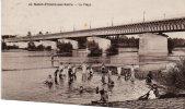 St Firmin Sur Loire : La Plage - Non Classés