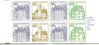 1980 Burgen Und Schlösser Mi 22 I LmZ Postfrisch/neuf Sans Charniere/MNH - Carnets