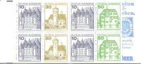1980 Burgen Und Schlösser Mi 22 I GmZ Postfrisch/neuf Sans Charniere/MNH - [7] Federal Republic