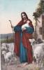 20266 Jesus Berger Mouton . éd Crosio Suisse Séries 1083/8 - Jésus