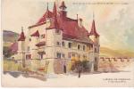 20269 Chocolats Peter Et Kohler, Vevey Suisse, Chateau Cressier Neuchatel -