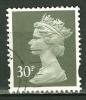 GRANDE BRETAGNE - N° YT 1690 Oblit - 1952-.... (Elizabeth II)