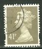 GRANDE BRETAGNE - N° YT 1714 Oblit - 1952-.... (Elizabeth II)