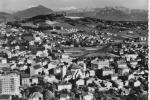 Annemasse Vue Générale Dans Le Fond Le Môle Le Mont Blanc Et La Chaîne Des Aravis 1967 - Annemasse