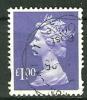 GRANDE BRETAGNE - N° YT 1831 Oblit - 1952-.... (Elizabeth II)