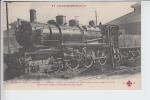 REF19.429 LES LOCOMOTIVES.(  NORD ) MACHINE N° 3516.COLLECTION FLEURY N°64 - Eisenbahnen