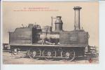 REF19.431  LES LOCOMOTIVES.(  NORD ) MACHINE N° 3817.COLLECTION FLEURY N°27 - Eisenbahnen