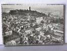(91) - EN AVION AU-DESSUS DE…MONTLHERY - PLACE DU MARCHE ET VUE GENERALE - Montlhery