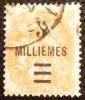 1925 Port Saïd Blanc 5 M Sur 3 Cent Oblitéré YT 72 Côte Dallay 1,50 € - Zonder Classificatie