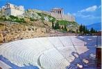 Athens - Odeon Of Herodes Atticos - Viaggiata - Formato Grande - Grecia