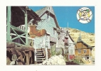 Cp, Malte, Sweethaven Village, The Popeye Film St At Anchor Bay - Malte