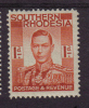 SOUTHERN RHODESIA SOUTHERN RHODESIA 1937 SG41 1d RED UNMOUNTED MINT MNH UNMOUNTED MINT MNH - Southern Rhodesia (...-1964)