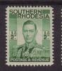 SOUTHERN RHODESIA SOUTHERN RHODESIA 1937 SG40 ½d GREEN UNMOUNTED MINT MNH UNMOUNTED MINT MNH - Southern Rhodesia (...-1964)